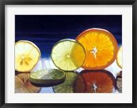 Framed Juicy Fruit