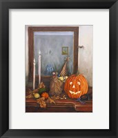 Framed Ghost Appeared