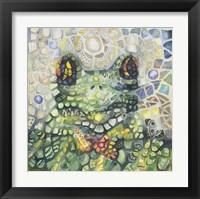 Framed Froggy