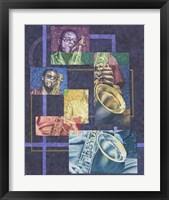 Framed Blue Note Jazz