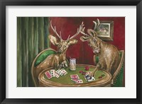 Framed Reindeer Games