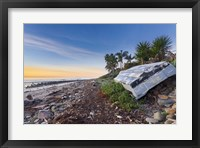 Framed Beached