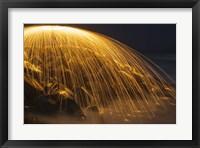 Framed Rain of Fire