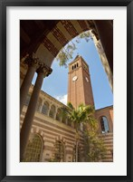 Framed USC Tower