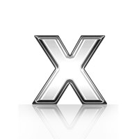 Framed Silky Red Orchid
