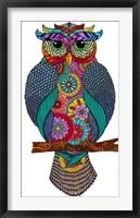 Framed Owlmazing