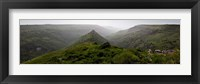 Framed Panorama Israel No 1