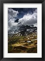 Framed North Face of Eiger