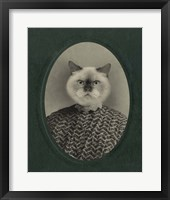 Framed Cat Series #1