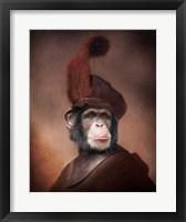 Framed Rembrandt