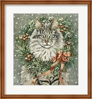 Framed Miss December