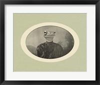 Framed Reptiles #1