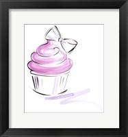 Framed Cupcake 2