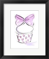 Framed Cupcake 6