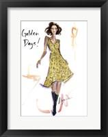 Framed Golden Days