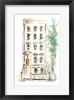 Framed Town House