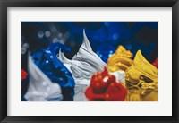 Framed Primary Color