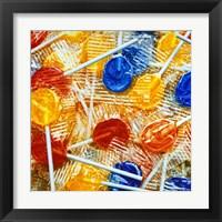 Framed Lollipops