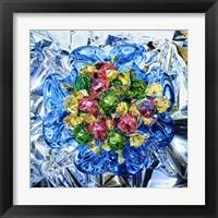 Framed Rhapsodie in Blue