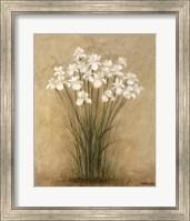 Framed Floral F