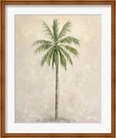 Framed Palm Tree 1