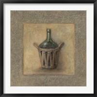 Framed Jar In A Vase