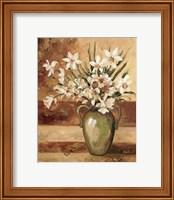 Framed Early Summer Daffodils