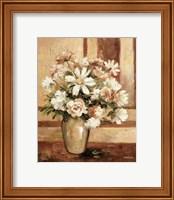 Framed Summer Wild Flowers