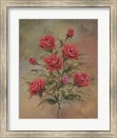 Framed Floral H