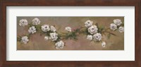 Framed Floral J