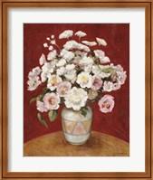 Framed Floral N