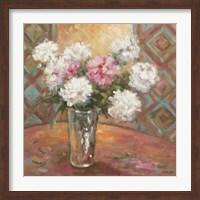 Framed Summer Blooms 1