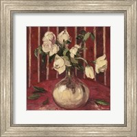 Framed Fading Peonies