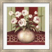 Framed Ragtime Rose