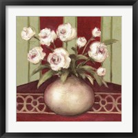 Ragtime Rose Framed Print