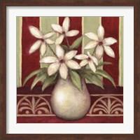 Framed Lively Lily
