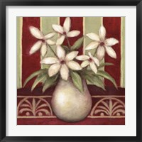 Lively Lily Framed Print