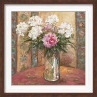 Framed Summer Blooms 2