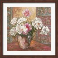 Framed Summer Blooms 3