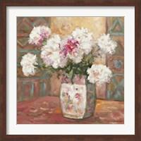Framed Summer Blooms 4
