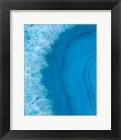 Framed Agate Geode I
