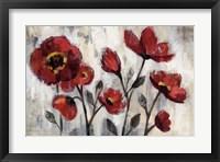 Framed Floral Simplicity