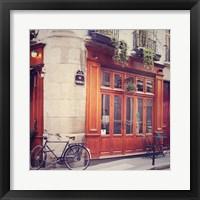 Framed Rue Chanoinesse