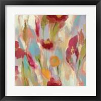 Breezy Floral III Framed Print