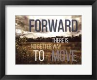 Framed Move Forward