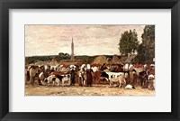 Framed Fair In Brittany
