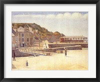 Framed Port-En-Bessin