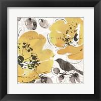Framed Watercolorful II
