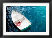 Framed Rowboat I