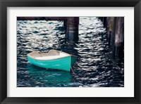 Framed Rowboat II